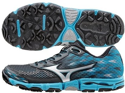 Mizuno AW15 Womens Wave Hayate 2 Trail Running Shoes