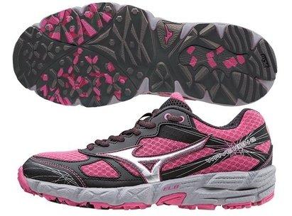 Mizuno AW15 Womens Wave Kien 2 Trail Running Shoes