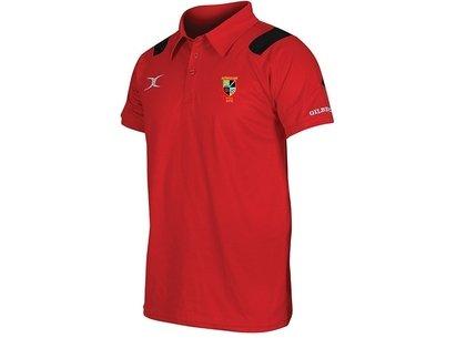 Gilbert Altrincham Kersal Rugby Club - Vapour Polo Shirt - Senior