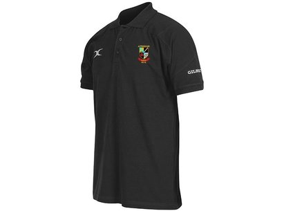 Gilbert Altrincham Kersal Rugby Club - Action Cotton Polo Shirt - Senior