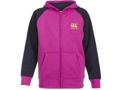 Canterbury AW15 Girls Full Zip Hoody