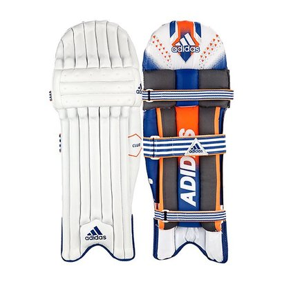 adidas 2016 Club Junior Cricket Batting Pads