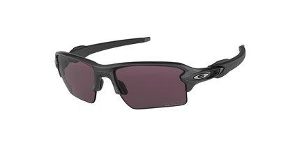 Oakley FLAK 2.0 XL Prizm Sunglasses - Polished Black / Prizm Trail