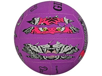 Gilbert Signature Netball - New Zealand - Catherine Latu