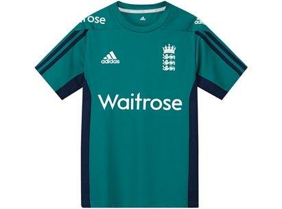 England Cricket Replica Junior Training T-Shirt