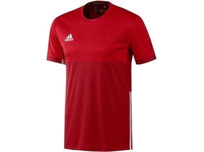 adidas T 16 Hockey Polo T Shirt Mens