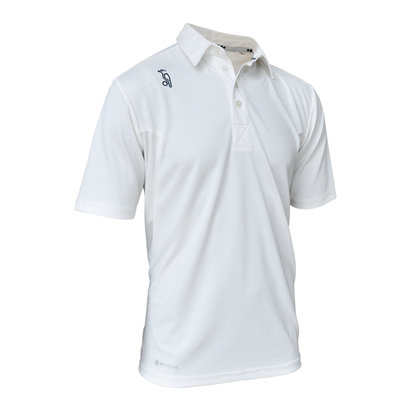 Kookaburra Pro Player Short Sleeve Cricket Shirt - Senior