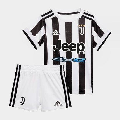 adidas Juventus Home Baby Kit 2021 2022
