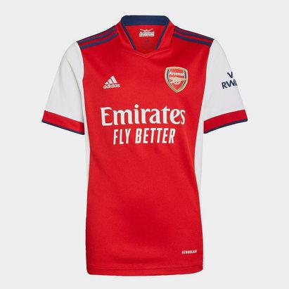 adidas Arsenal Home Shirt 2021 2022 Junior