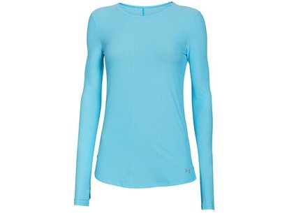 Under Armour Run Womens CoolSwitch Long Sleeve T-Shirt