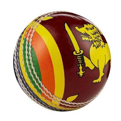 Hunts County Flag Cricket Ball - Sri Lanka
