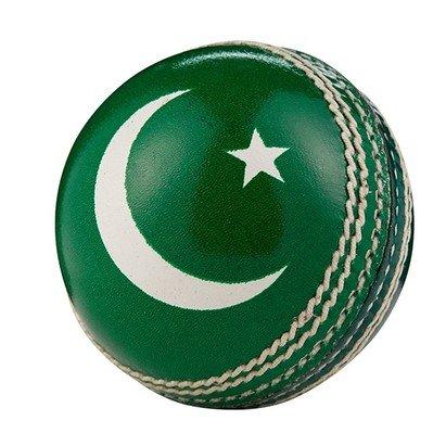 Hunts County Flag Cricket Ball - Pakistan