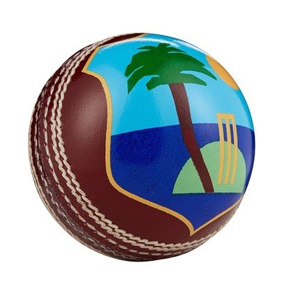Hunts County Flag Cricket Ball - West Indies