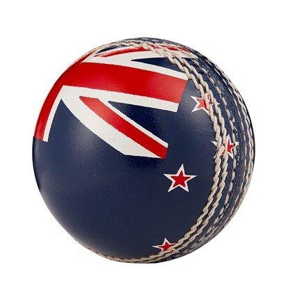 Hunts County Flag Cricket Ball - New Zealand