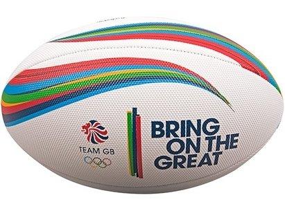 Gilbert Team GB Beach Rugby Ball