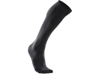 2XU Mens Compression Performance Run Socks