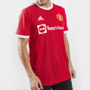 adidas Manchester United Authentic Home Shirt 2021 2022
