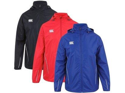 Canterbury Team Full Zip Junior Rain Jacket
