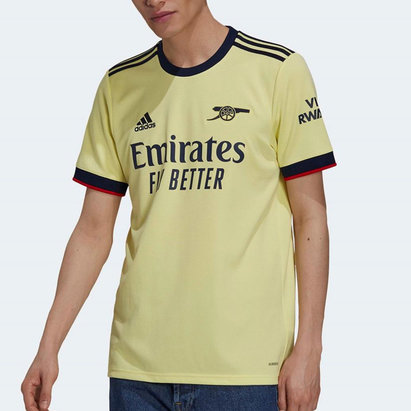 adidas Arsenal Away Shirt 2021 2022