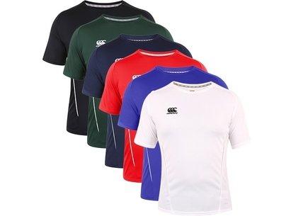 Canterbury Team Dry Junior T-Shirt