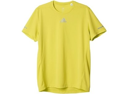 adidas AW16 Mens Sequentials Climalite Running T-Shirt