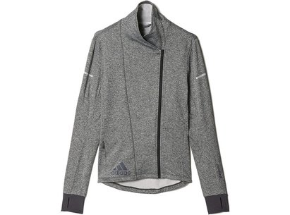 adidas AW16 Womens Sequentials Climaheat Wrap Running Top