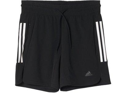 adidas AW16 Womens Climalite Woven Training Shorts