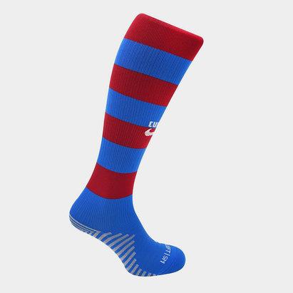 Nike Barcelona Home Socks 2021 2022