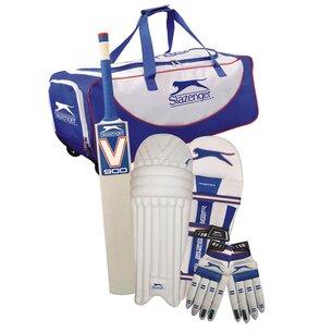 Slazenger V900 Cricket Set Juniors