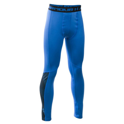 Under Armour ColdGear Junior Armour Up Mock Long Tights