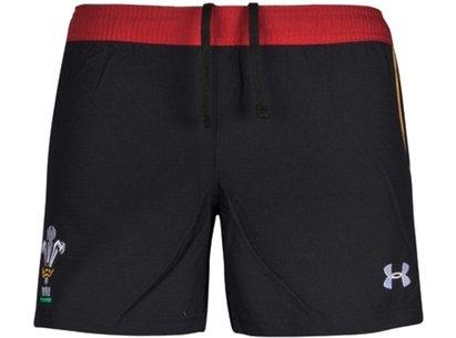 Under Armour Wales WRU Training Shorts - Mens