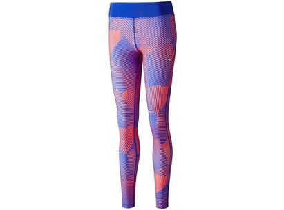Mizuno AW16 Womens Phenix Printed Long Tights