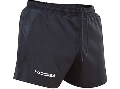 KooGa Antipodean II Stretch Junior Rugby Shorts