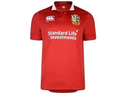 Canterbury British and Irish Lions Mens Matchday PRO Rugby Shirt