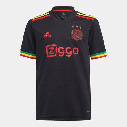adidas Ajax Third Shirt 2021 2022 Junior