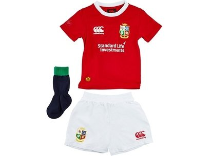 British and Irish Lions Infants Playing Kit