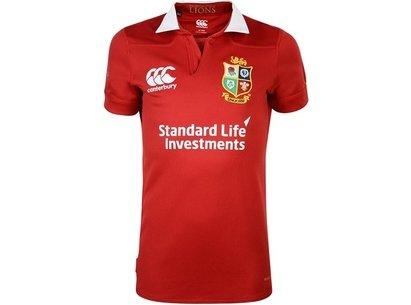 Canterbury British and Irish Lions Junior Matchday PRO Rugby Shirt