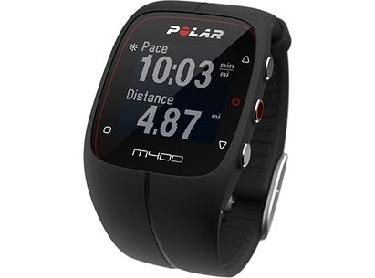 M400 GPS Running Watch with Heart Rate Monitor