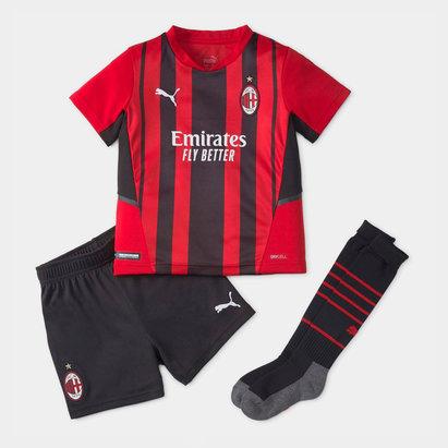 Puma AC Milan Home Mini kit 2021 2022