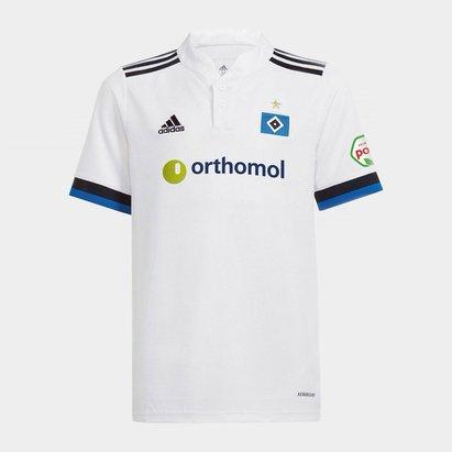 adidas Hamburger SV Home Shirt 2021 2022