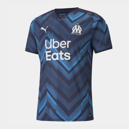 Puma Marseille Away Shirt 2021 2022