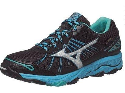 Mizuno SS17 Womens Wave MUJIN 3 GTX Trail Running Shoes