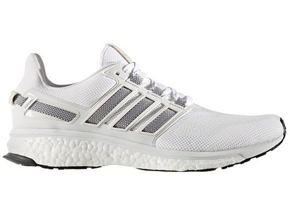adidas SS17 Mens Energy Boost 3 Running Shoes - White - Neutral