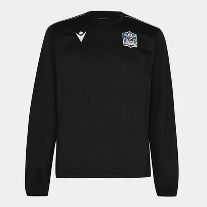 Macron Glasgow Warriors Sweatshirt Mens