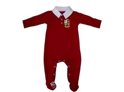 British & Irish Lions Infants Sleepsuit