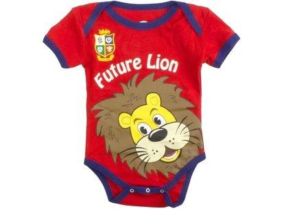 Canterbury British and Irish Lions Infants Future Lion Bodysuit