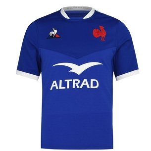 Le Coq Sportif France 20/21 Home Pro Shirt Mens