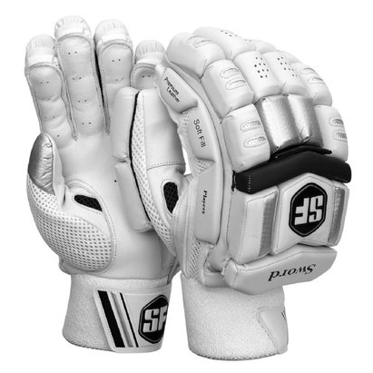SF Sword Players Cricket Batting Gloves