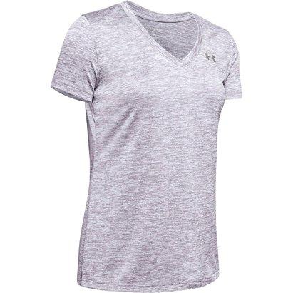 Under Armour Tech Twist T Shirt Ladies