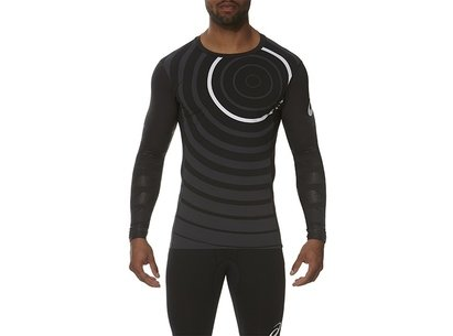 Asics 17 Long Sleeve T Shirt Mens